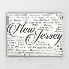 New Jersey Laptop & iPad Skin