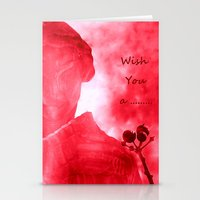 Wish You a ........ Stationery Cards