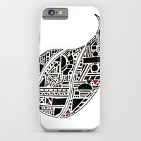 iPhone & iPod Case featuring Paisley Geo Melee by Ruben Alexander