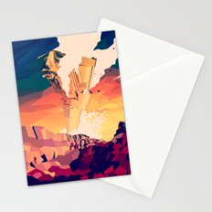 Destroyed Stationery Cards