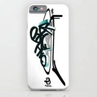 "iPhone & iPod Case featuring 3d graffiti - ondbiqp by ""ondbiqp"""