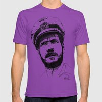Das Boot Mens Fitted Tee Ultraviolet SMALL