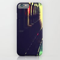 iPhone & iPod Case featuring Do not walk into the light by Maite