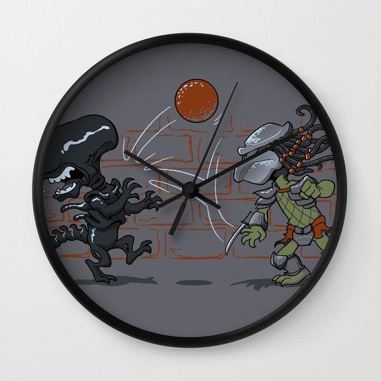 AvsP Wall Clock