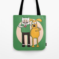 A Grand Adventure Tote Bag