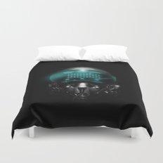 Space Invasion Duvet Cover