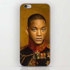 Will Smith - Replaceface iPhone & iPod Skin