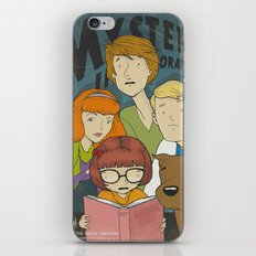 Mystery Incorporated  iPhone & iPod Skin