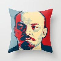 Hope 1917 Throw Pillow