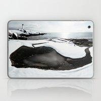 Puddle of Lighthouse Laptop & iPad Skin
