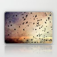 The Flock Laptop & iPad Skin