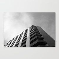 angular fade Canvas Print