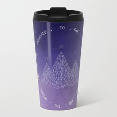 To The Stars Who Listen And The Dreams That Are Answered Travel Mug