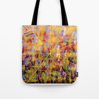 Rain and sun Tote Bag