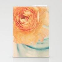 Orange Crush Stationery Cards