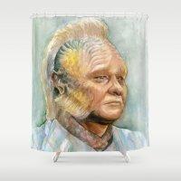 Neelix Star Trek Waterco… Shower Curtain