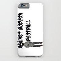 AGAINST MODERN FOOTBALL iPhone 6 Slim Case