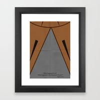 Night Owl II Framed Art Print
