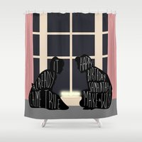 16 Candles Shower Curtain