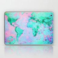 Wanderlust Laptop & iPad Skin