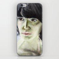 Erica iPhone & iPod Skin