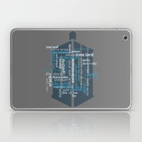 Doctor Who: Friends And … Laptop & iPad Skin