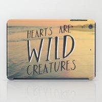 Wild Creatures iPad Case