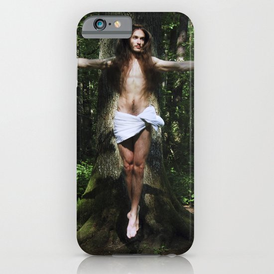 Jesus Christ iPhone & iPod Case
