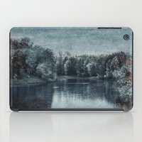 Memory is in blood iPad Case