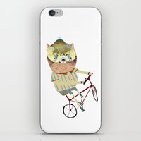 Biking, Bike, Bikes, Bik… iPhone & iPod Skin