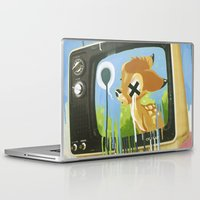 candy Laptop & iPad Skins featuring CANDY by Chris Arran