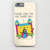 The kid inside you iPhone 6 Slim Case