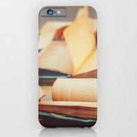 Books iPhone & iPod Case