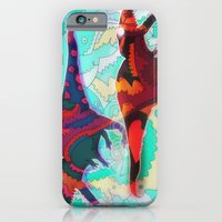 Dinosaur Collaboration iPhone 6 Slim Case