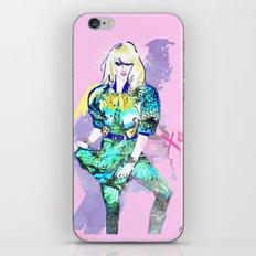 Hedda In Motion XO iPhone & iPod Skin