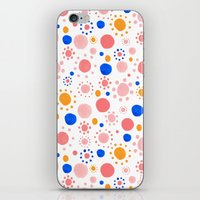 Dots Pattern iPhone & iPod Skin