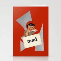 Mad Stationery Cards