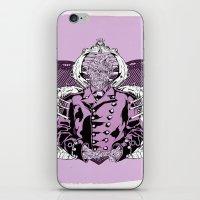 Looking Glass iPhone & iPod Skin