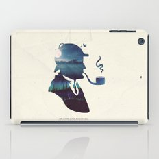 Sherlock - The Hound of the Baskervilles iPad Case