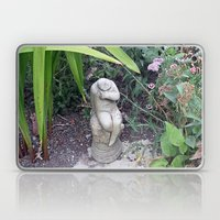 Sitting in the Garden Laptop & iPad Skin