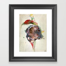 Sidett Framed Art Print
