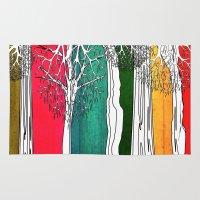 Color Forest Rug