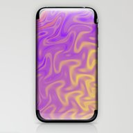 Ripples Fractal In Tropi… iPhone & iPod Skin