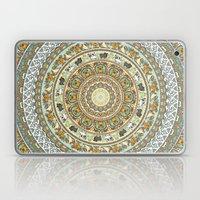Pug Yoga Medallion Laptop & iPad Skin