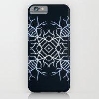 Diatom Snowflake iPhone 6 Slim Case