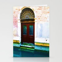 Front Lawn Stationery Cards