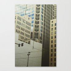 Minneapolis Collage Canvas Print