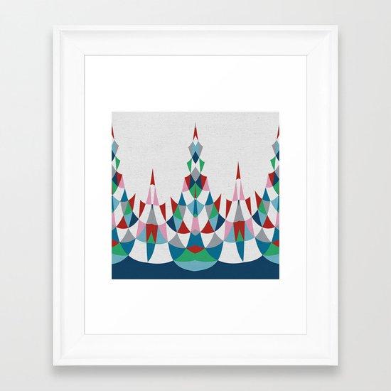 Modern Day #4 Framed Art Print