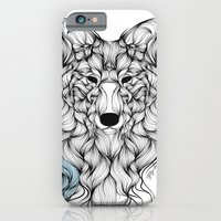 iPhone & iPod Case featuring Wolf by Lera Razvodova