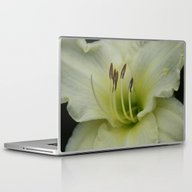 Laptop & iPad Skin featuring Lily by Kealaphotography